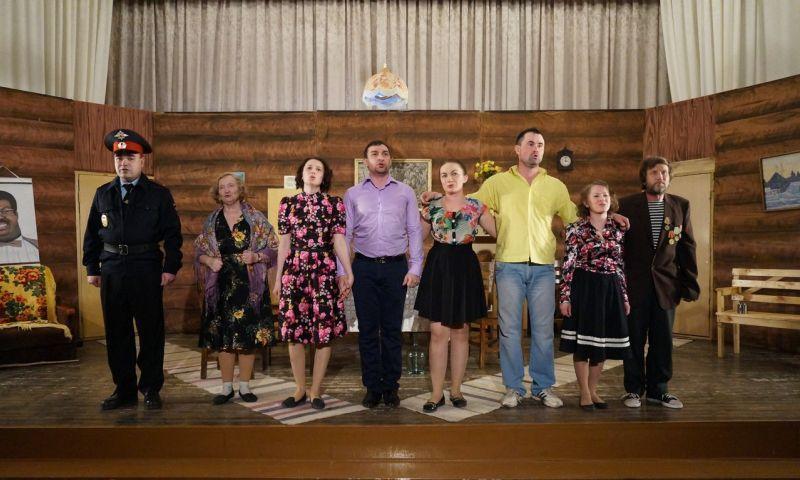 «Колизей» занял первое место на театральном фестивале