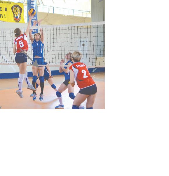Тутаевцы привезли высокие награды с областной Спартакиады по волейболу