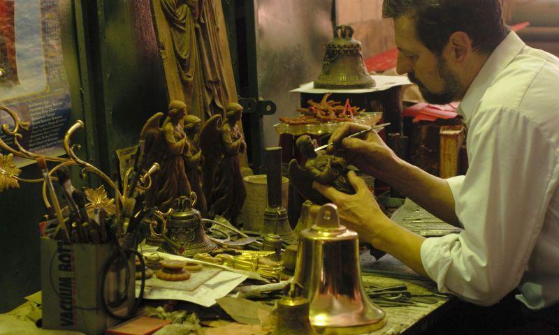 В Тутаеве открылась выставка скульптора Всеволода Алаева