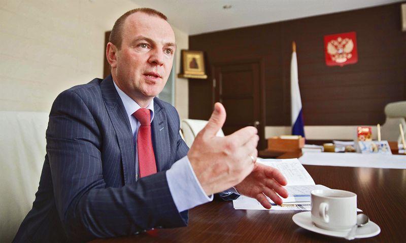 Сергей Левашов, глава администрации Тутаевского района: «Проект «Обустроим область к юбилею!» – один